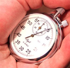 Время - главный враг хакера